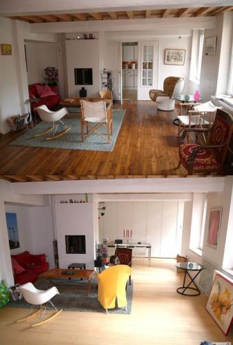 Rénovation d'une maison à la Croix-Rousse : 03_Rénovation maison Croix-Rouse