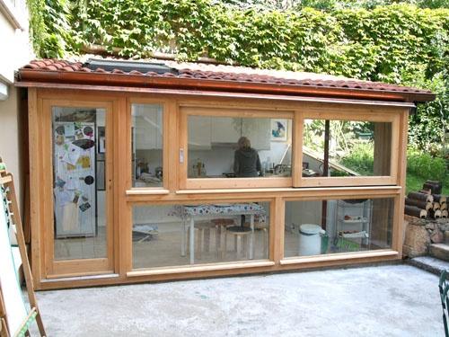 Rénovation d'une maison à la Croix-Rousse