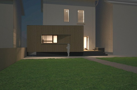 Extension et rénovation d'une maison à Lyon : 07_Extension et Rénovation d'une maison rue combes