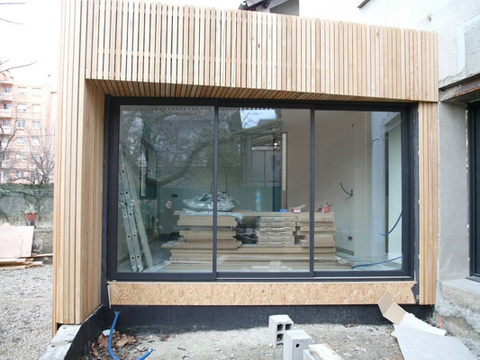 Extension et rénovation d'une maison à Lyon : 09_Extension et Rénovation d'une maison rue combes