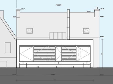 Rénovation et Extension d'une maison dans le Finistère : 05_Rénovation et Extension Maison Finistère