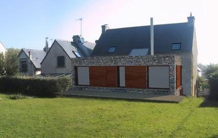 Rénovation et Extension d'une maison dans le Finistère