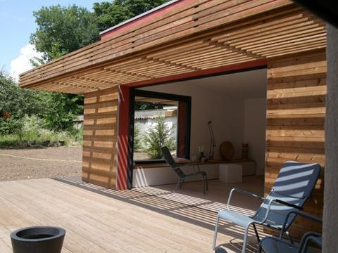 Extension et rénovation d'une maison à Caluire