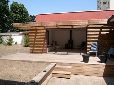 Extension et rénovation d'une maison à Caluire : 05_Extension et Rénovation Maison Caluire