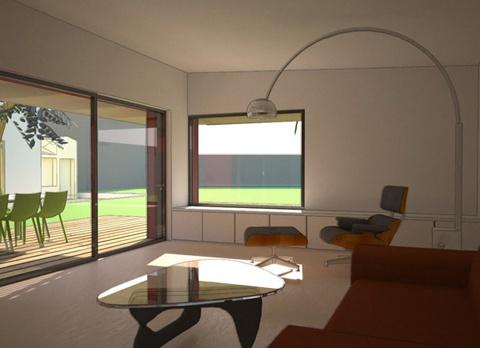 Extension et rénovation d'une maison à Caluire : 08_Extension et Rénovation Maison Caluire