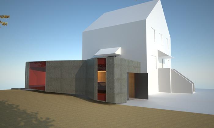 Extension d'une maison à Rilleux : 08_Extension Maison Rilleux