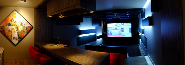 private home home cinema caluire et cuire. Black Bedroom Furniture Sets. Home Design Ideas