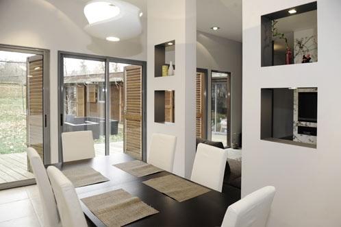 R novation d 39 un appartement en duplex avec terrasse de toit lyon - Reportage renovation maison ...