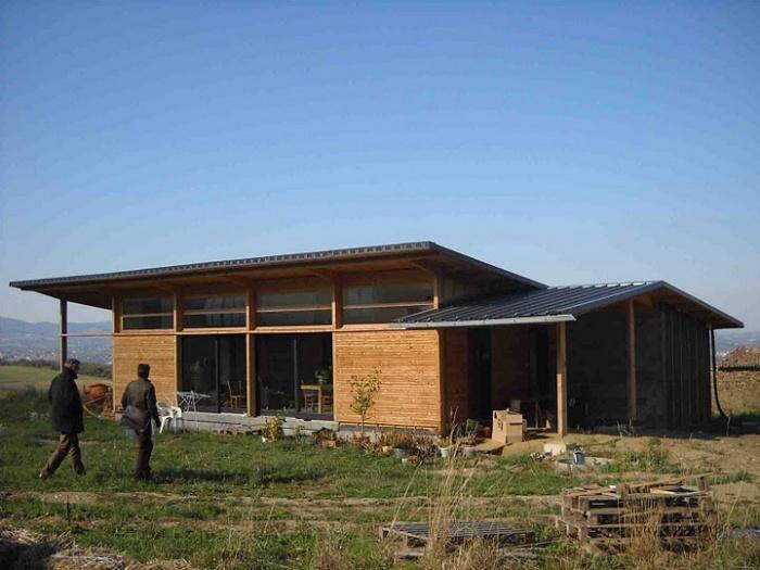 Maison bois bioclimatique / Basse énergie : c (3).JPG