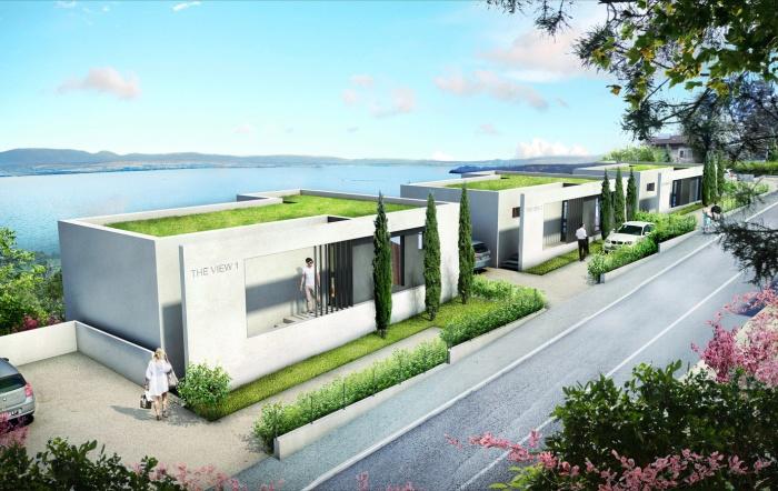 3 Villas Contemporaines au bord du Lac Leman : TheView 02