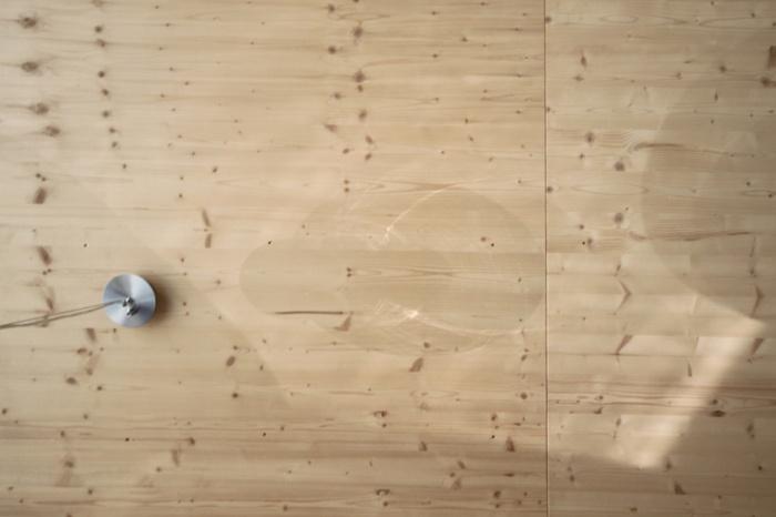 FACE AU PAYSAGE : Matériaux plafond