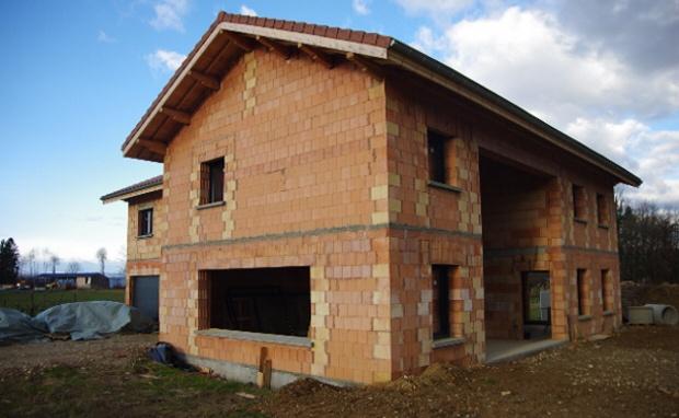 Maison individuelle bioclimatique