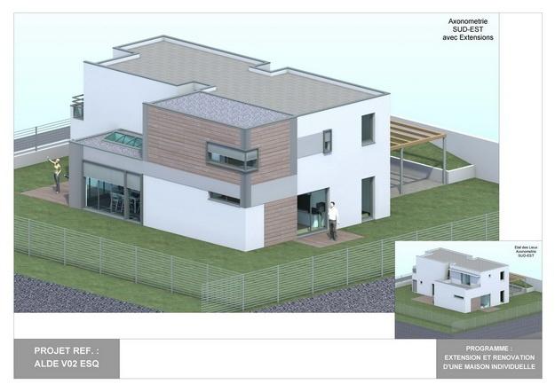 ALDE - V02 - Version et Rénovation d'une Maison Individuelle
