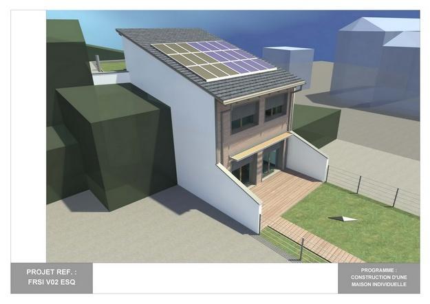 RDC - V02 - Maison Bio-Climatique