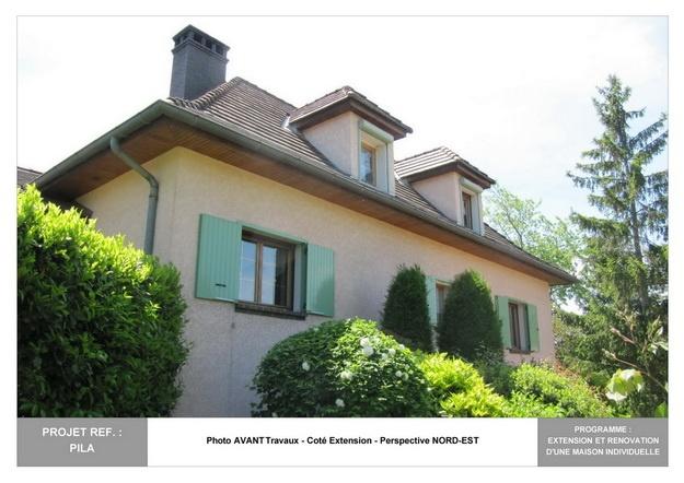 PILA - Extension et Rénovation d'une Maison Individuelle : pila_dp_rea_04