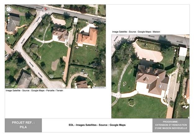 PILA - Extension et Rénovation d'une Maison Individuelle : pila_dp_rea_10