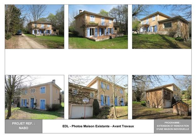 NABO - Extension et Rénovation d'une Maison Individuelle