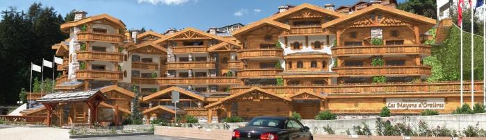 Complexe hôtelier et résidentiel