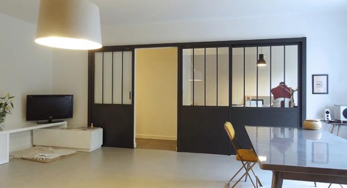 Rénovation d'un appartement atelier : DSC07228-accueil 3