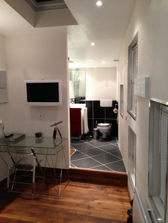 patio et chambre d 39 ami clermont ferrand une r alisation de etno architecture. Black Bedroom Furniture Sets. Home Design Ideas
