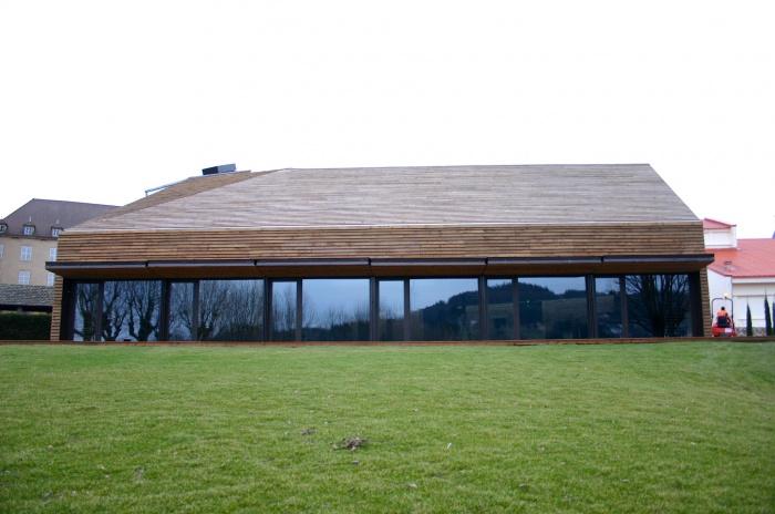 Réhabilitation/Extension de la ferme du couvent en salle de réception : IMG_3882 - copie.JPG