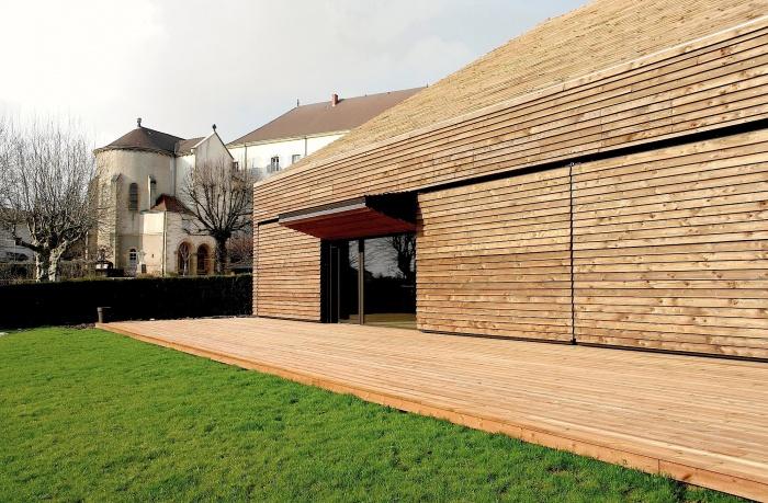 Réhabilitation/Extension de la ferme du couvent en salle de réception : image_projet_mini_74695
