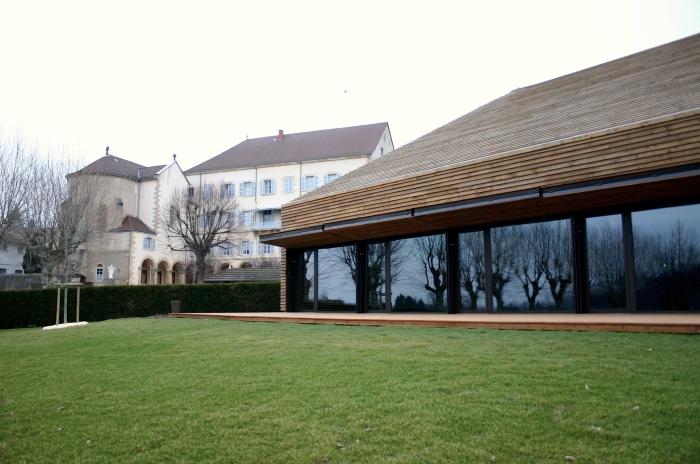 Réhabilitation/Extension de la ferme du couvent en salle de réception : IMG_3880.JPG