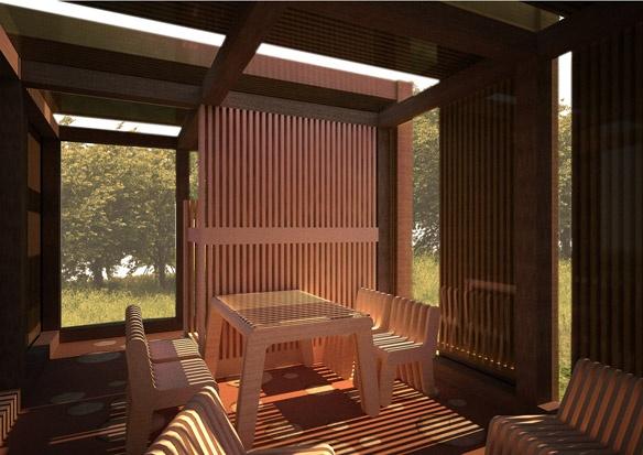 Un projet réalisé par Axiome architecte