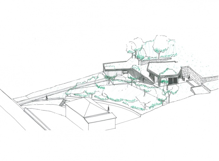 Vaux 6 mancenans 25 for Architecture courbe