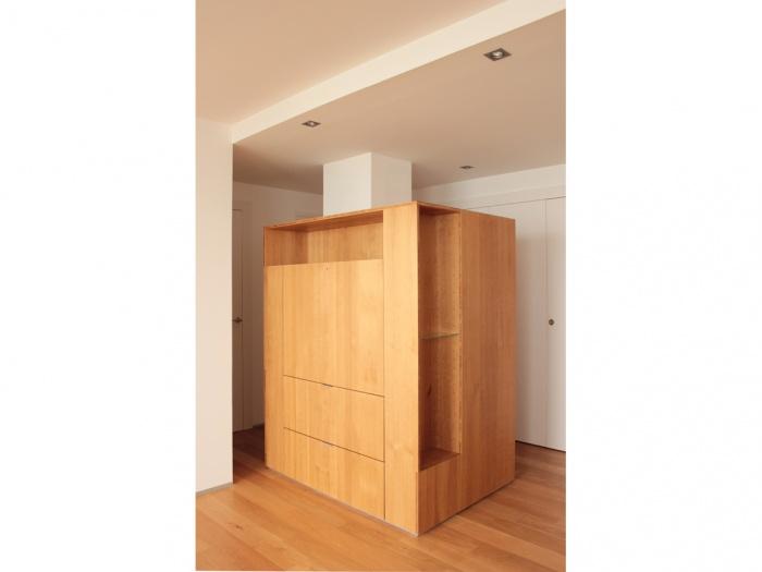 meuble secr taire multifonction mulati re la une. Black Bedroom Furniture Sets. Home Design Ideas