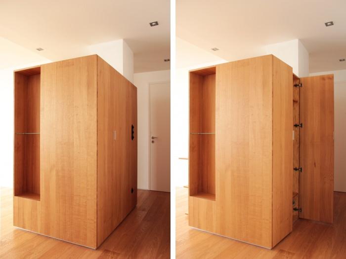 meuble secrétaire multifonction : couloir