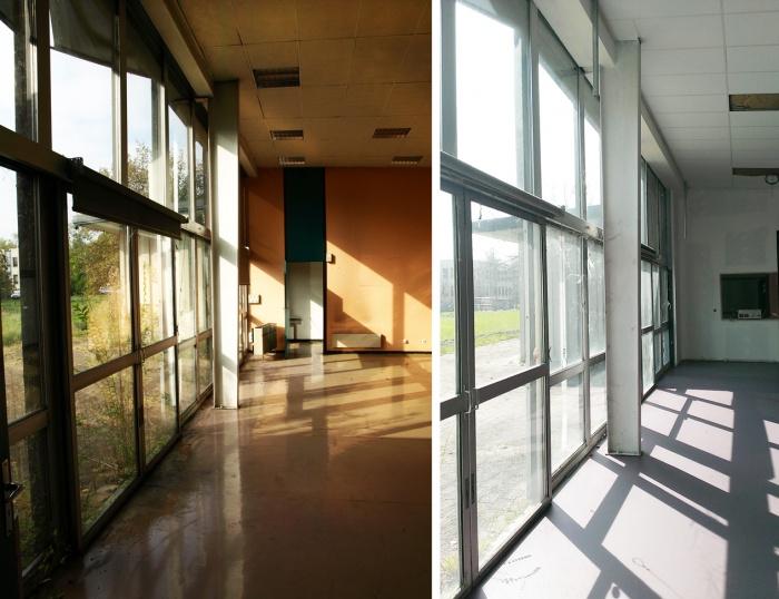 Réhabilitation d'un centre sanitaire et Social