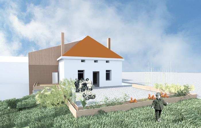 Extension et réhabilitation d'une maison
