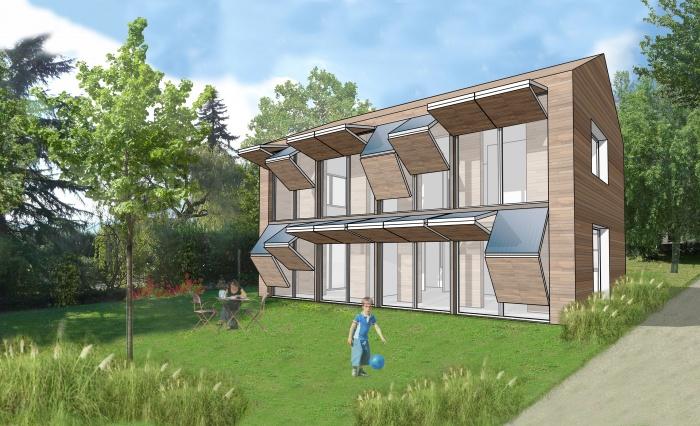 Maison M : Option 2: Image