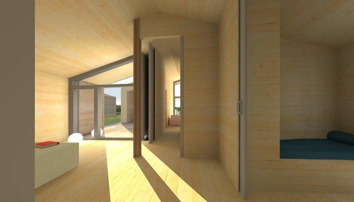 hêtre des Vosges (Vosges) : HEVO07-vue-interieure-chambre