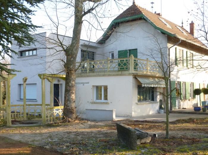 Extension d'une maison de campagne
