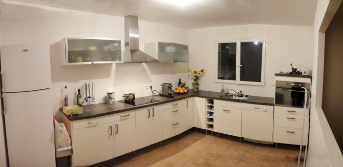 Rénovation et aménagement paysagé : Ibie cuisine.jpg