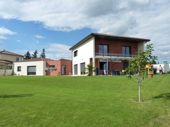 Maison et Centre de Kinésithérapie à Vourles : image_projet_mini_86650