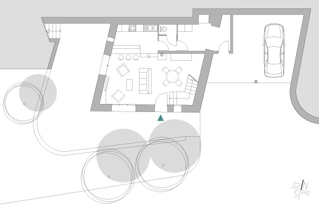 Transformation d'une grange en habitation : fost-architecture_GRIO_05_plan-rez-de-jardin_item-type-6.jpg