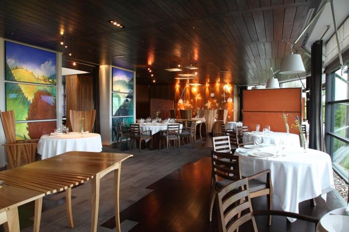 Restaurant Gastronomique : marcon 3