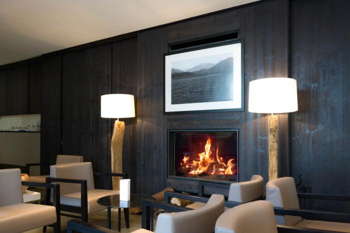 Hotel Restaurant Blanc : ATELIERALEXANDRECHATELARD - 10