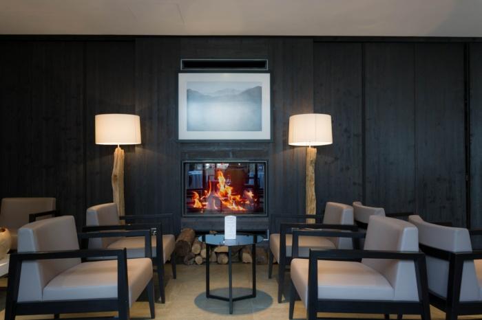 Hotel Restaurant Blanc : ATELIERALEXANDRECHATELARD - 11