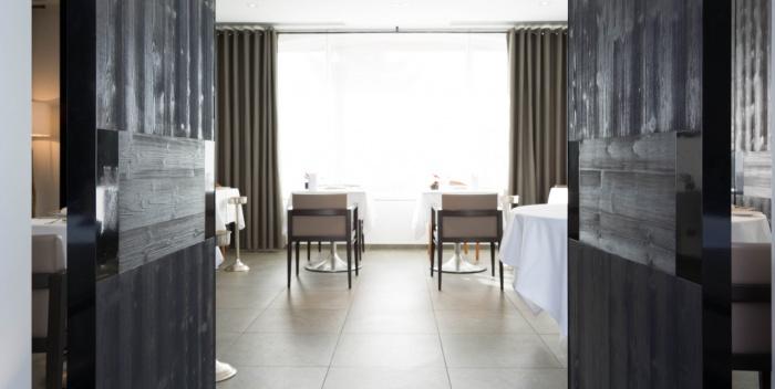 Hotel Restaurant Blanc : ATELIERALEXANDRECHATELARD - 21