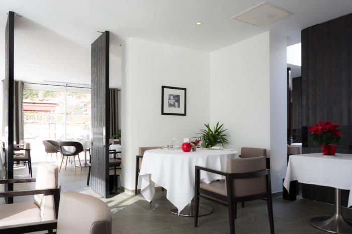Hotel Restaurant Blanc : ATELIERALEXANDRECHATELARD - 27