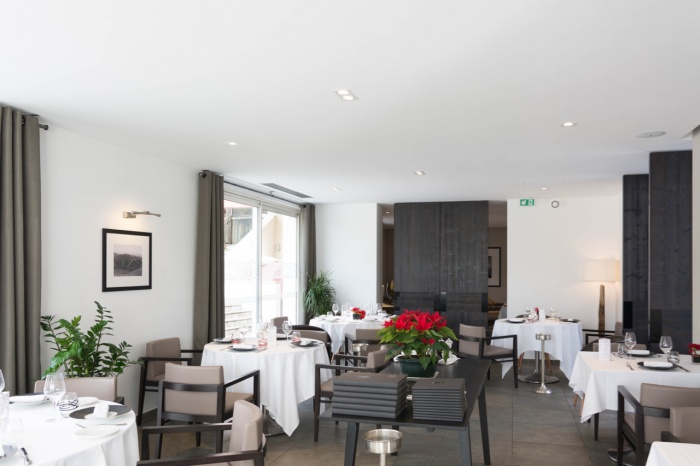 Hotel Restaurant Blanc : ATELIERALEXANDRECHATELARD - 31