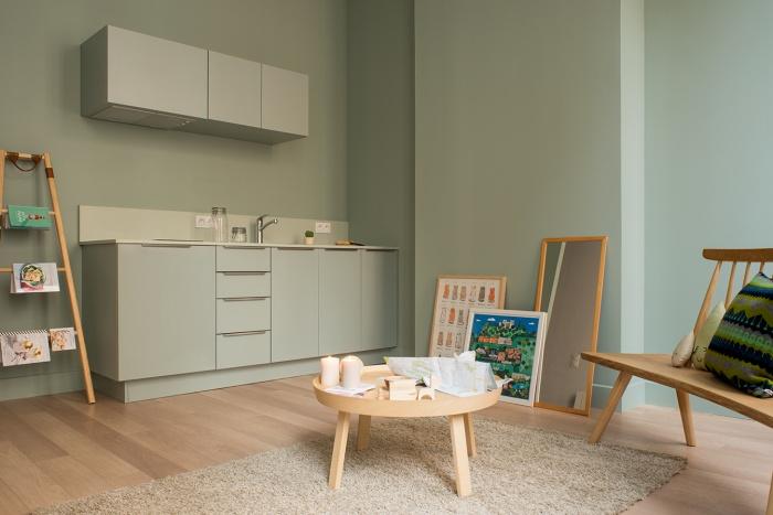 Réhabilitation appartements pour de la location