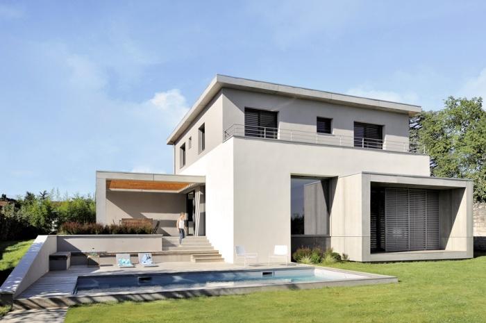Un projet réalisé par Architectes Dank