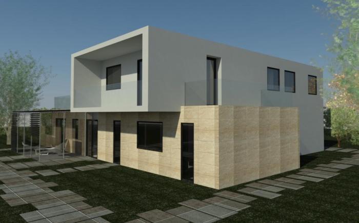 Projet maison étage