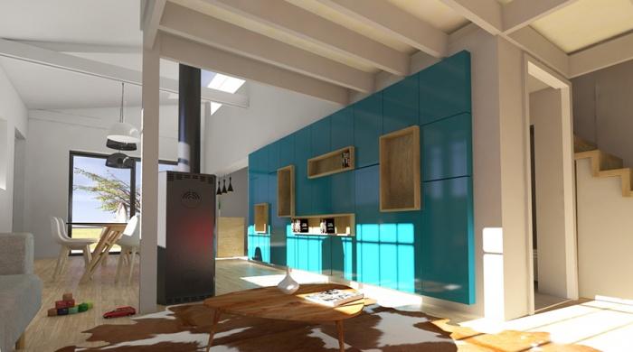 Loft à Villeurbanne : Loft agencement
