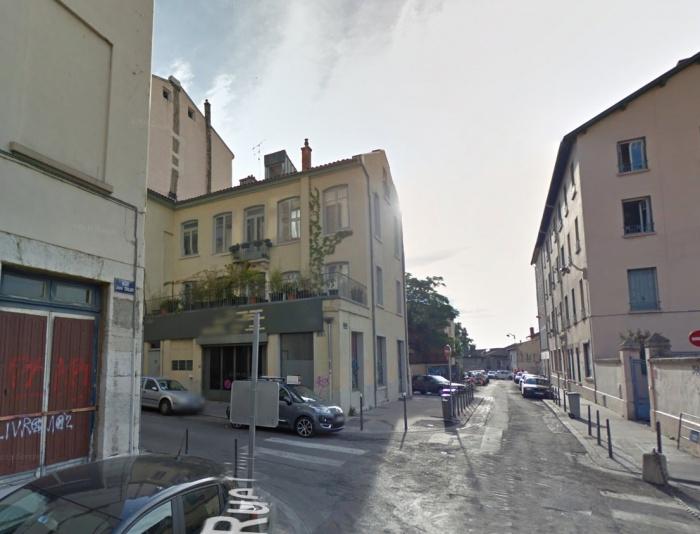 Rénovation d'un immeuble R+3 à Lyon 04.